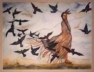 BirdClanWoman