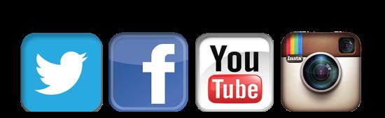 social-twitter-youtube-fb-instagram