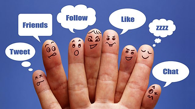 SocialMediaFingers