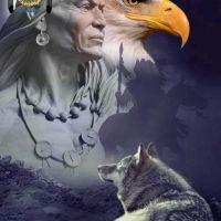 Joseph White Eagle: The Sacred Circle