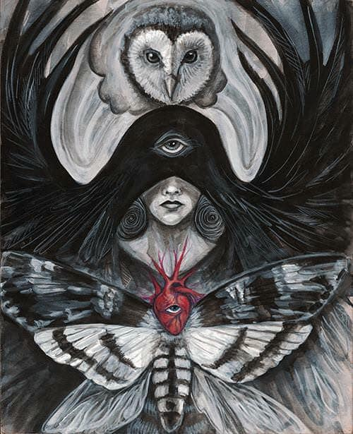 Dark Night of the Soul - Melissa Teague 144k teaching