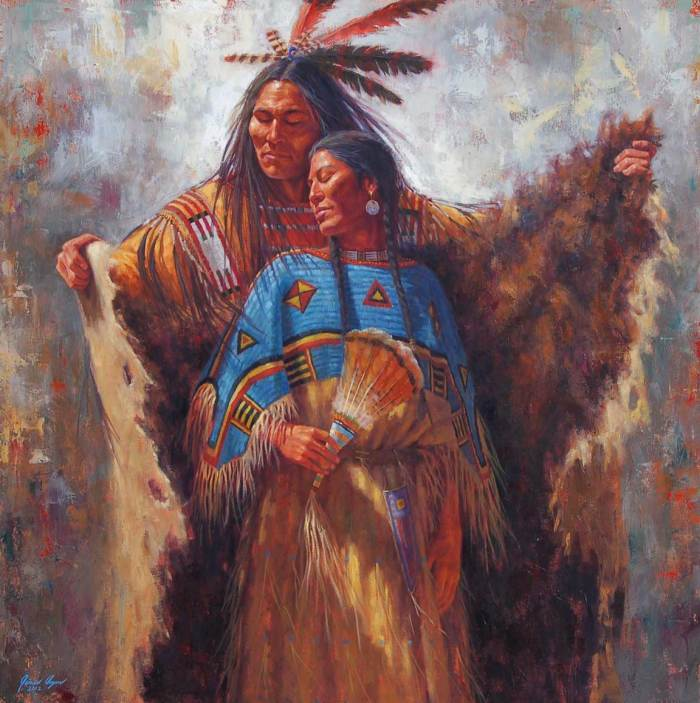 Native Marriage