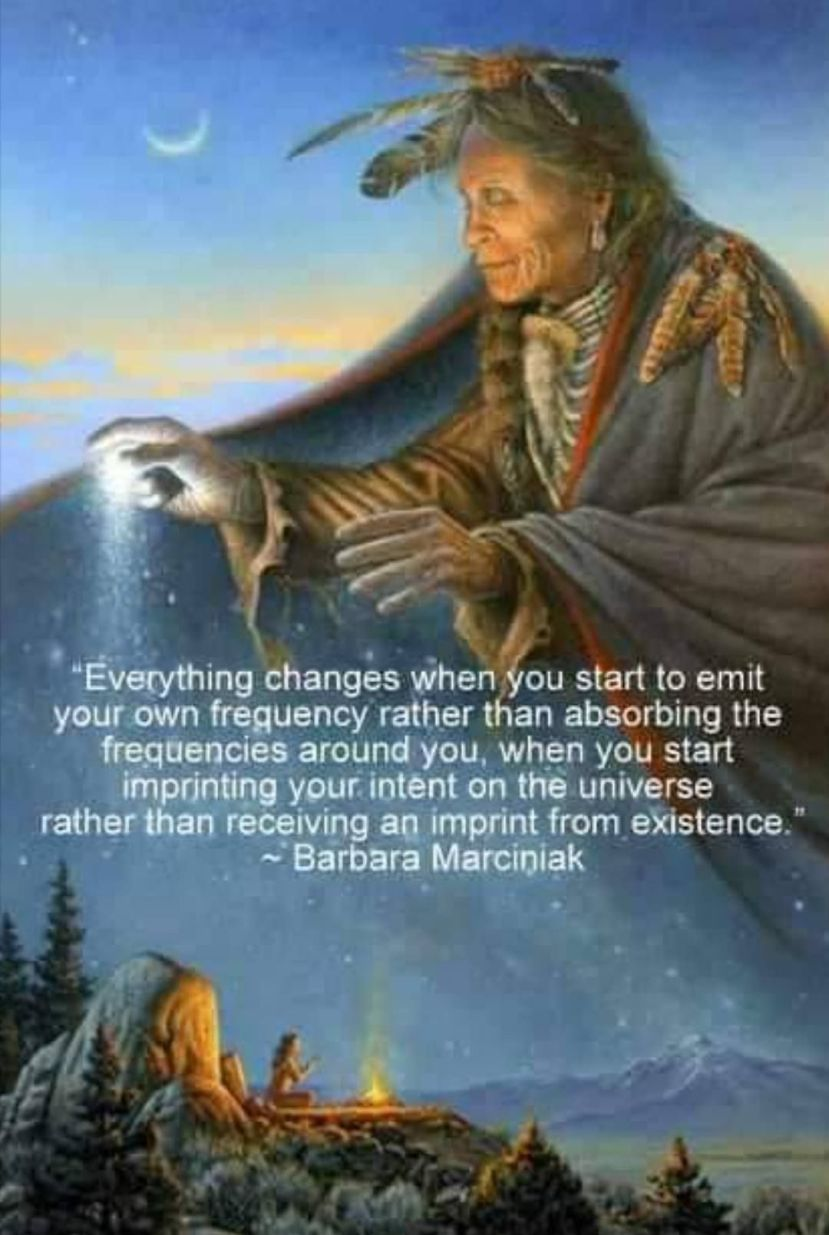 Native Law of Attraction