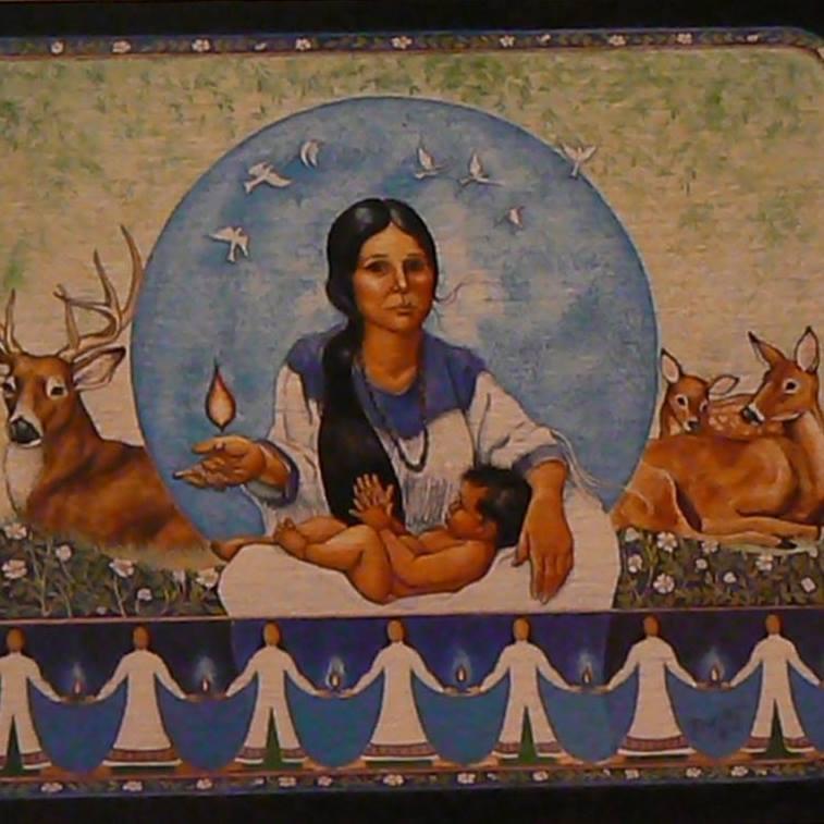 Cherokee Clan Mother