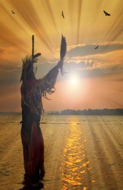 Cloud Spencer Eagle Bear Prayer