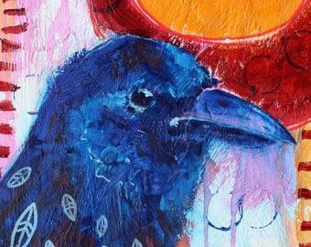Crow Medicine Colours