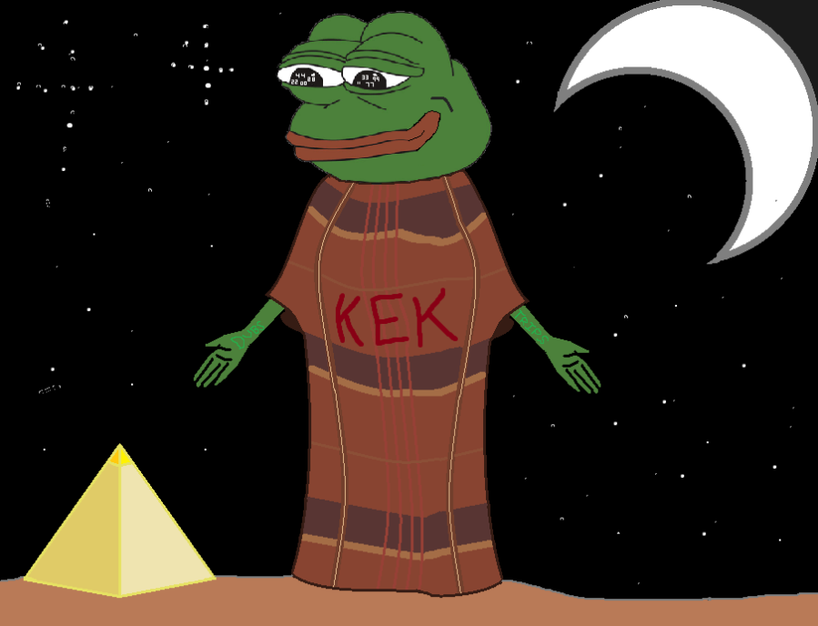 Egyptian Pepe