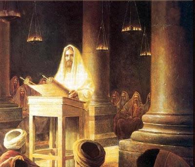 Jesus Isaiah Scroll