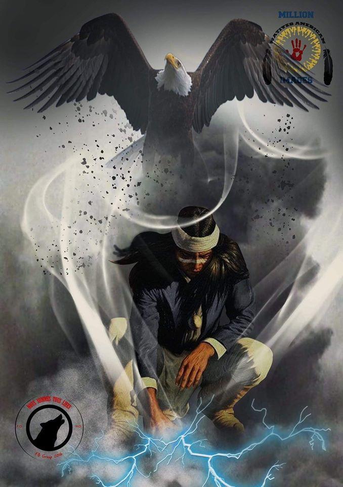 Joseph White Eagle Star Nations