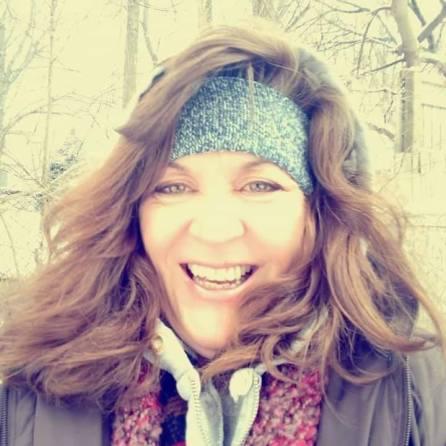 K Keithley, Selfie Toronto January 2019