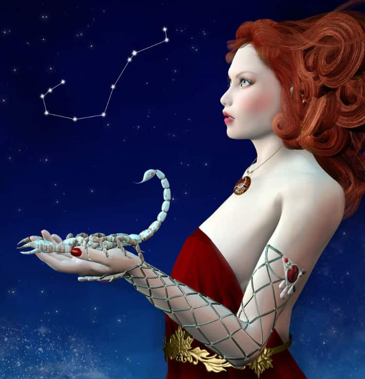 Melissa Teague new-moon-scorpio-2019