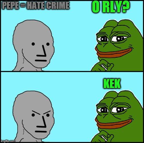 Pepe Hate Crime