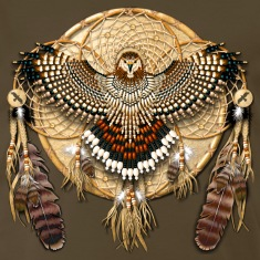red-tailed-hawk-native-american-mandala
