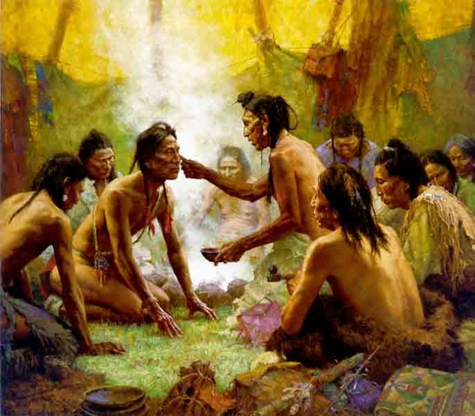Smudging Ceremony