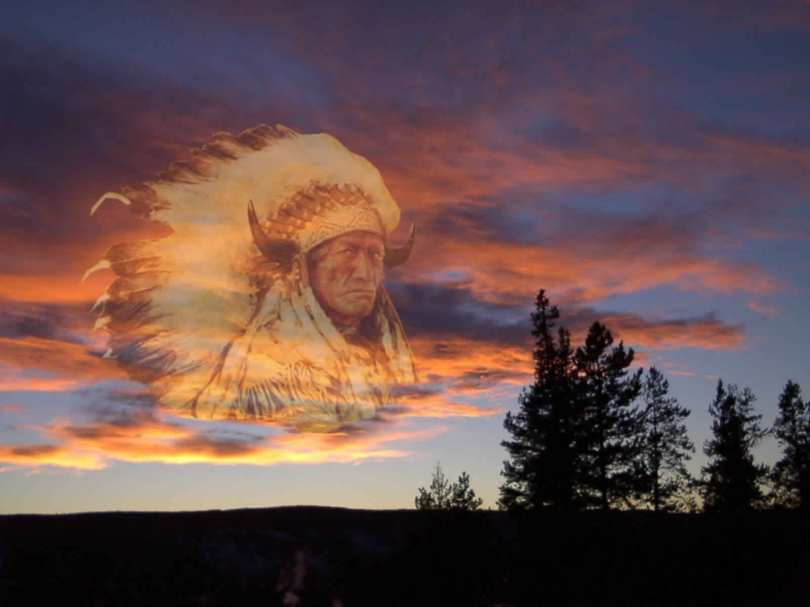 Cloud Spencer Eagle Bear Spirit Dance Creator