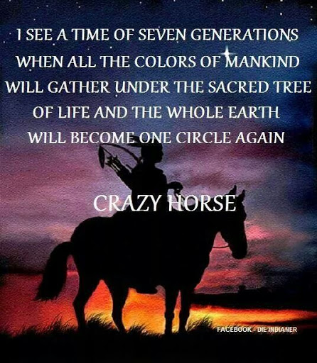 Joesph White Eagle Chief Crazy Horse 2