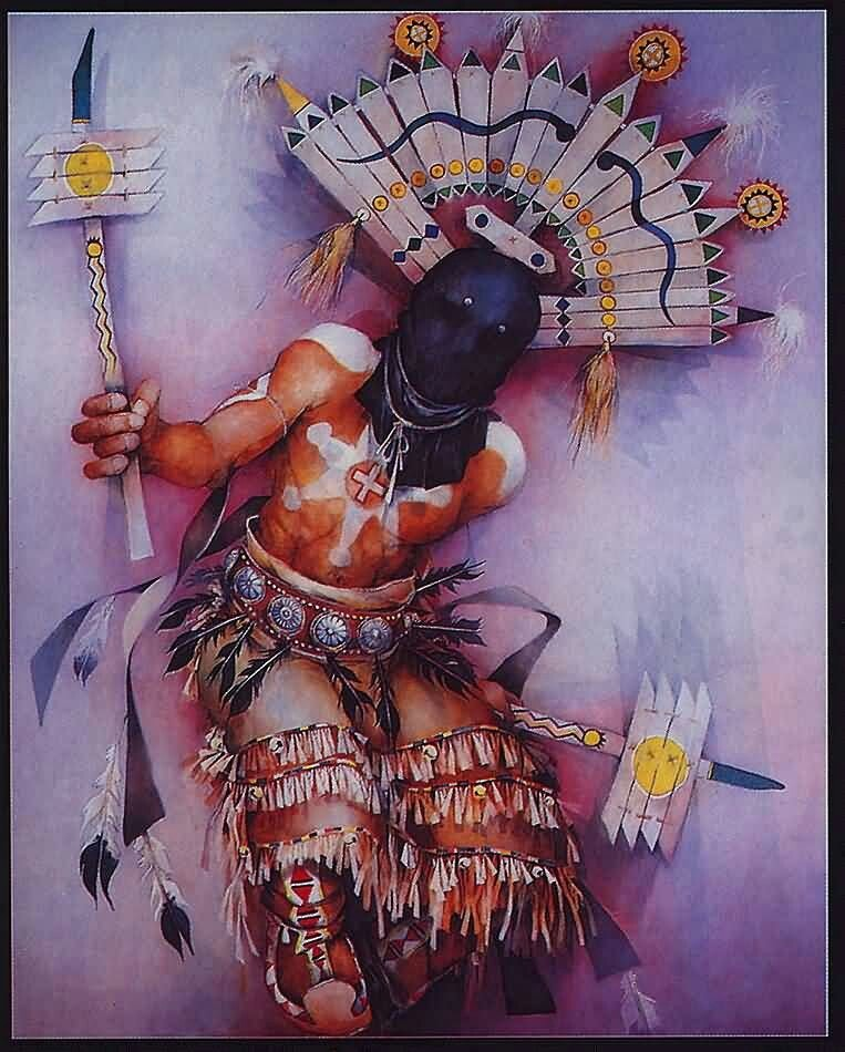 Joseph White Eagle Hopi Prophecy