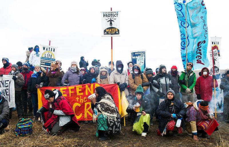 Standing Rock Defend The Sacred Rainbow Warriors