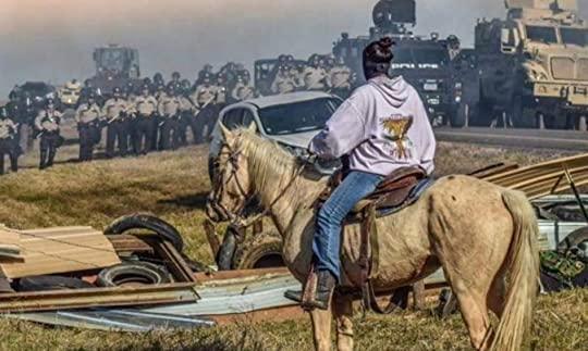 Standing Rock Spirit Rider