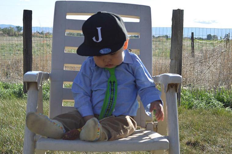 Cloud Spencer Eagle Bear Native Baby
