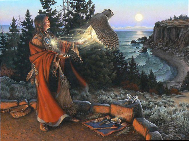 Joseph White Eagle Ceremony