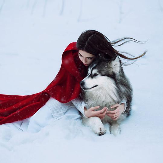 Red RH & Wolf