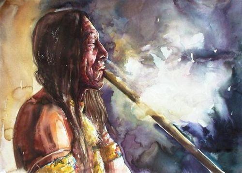 Cloud Spencer Eagle Bear Sacred BReath 2