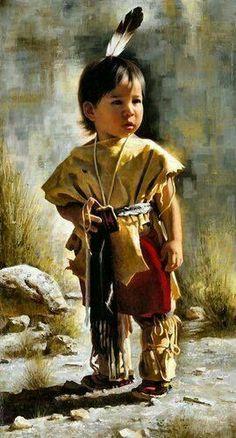 Native Baby boy