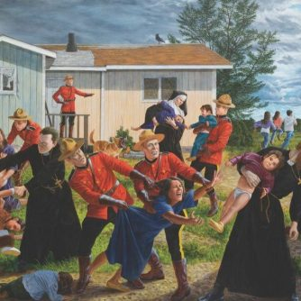 Canadian Cultural Genocide