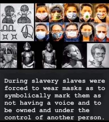 MasksSlavery