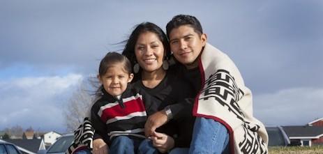 Native Family