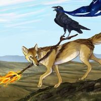 Dancing Humanity Through the Valley of Death: Crow and Coyote Medicine