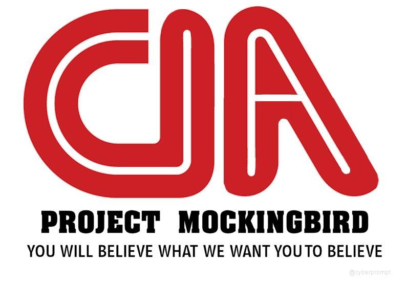 CIA Mockingbird