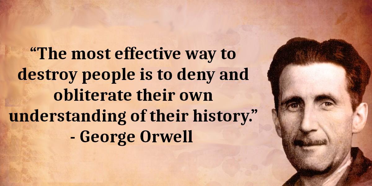 Orwell History