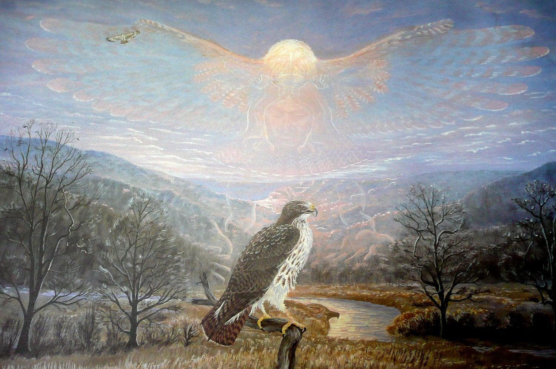 Hawks along the Mowhawk