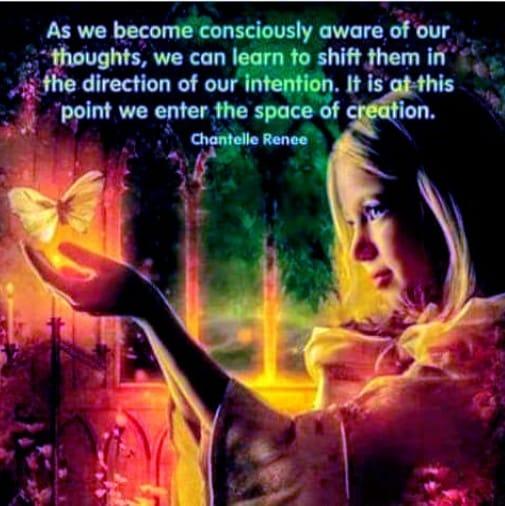 Conscious Intent