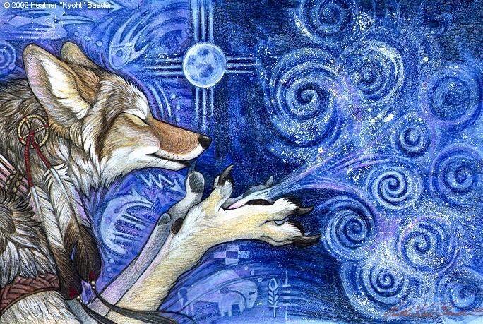 Coyote Alchemist