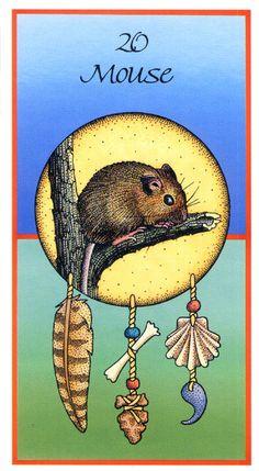 Mouse Medicine Card