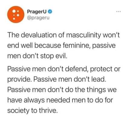 Passive Men