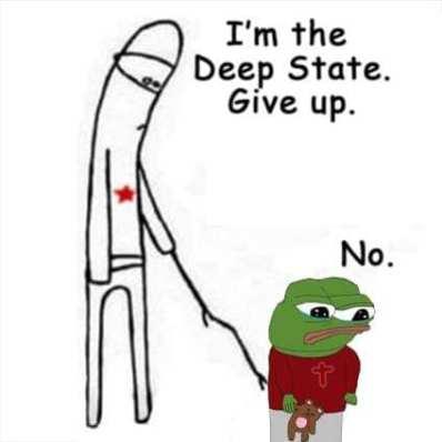 Stubborn Pepe