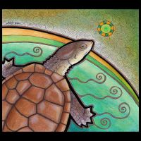 Turtle Medicine - Move From Surviving to Thriving