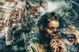 Lynx Woman 2