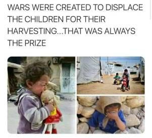 War for Child Harvesting